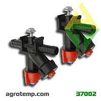 Форсунка опрыскивателя AgroPlast 08 (под шланг с отсекателем)