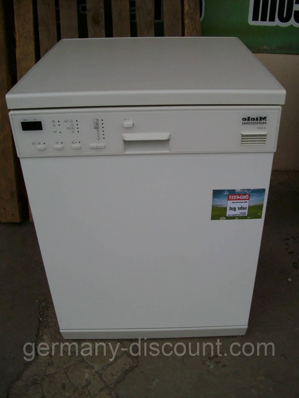 Посудомоечная машина Miele Professional G 8050