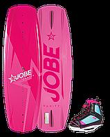 Комплект для вейкбординга Jobe Vanity Women 136 см