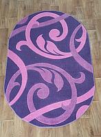 Рельефный  ковер Melisa 303 Lila