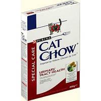 Cat Chow (Кэт Чау) Urinary Tract Health Для поддержания здоровья мочевыделительной системы кошек 400 гр