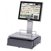 Торгові ваги для самообслуговування DIBAL CS-1100 W PC-Baced