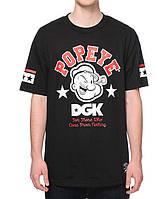 Футболка мужская стильная DGK x Popeye Strong To The Finish