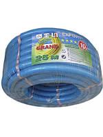 """Шланг поливочный Grand 3/4"""" (резина+силикон, толщина стенки 2 мм, однослойный) (бухта 50 метров)"""