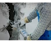 Демонтаж перегородок гипсолитовых армированных
