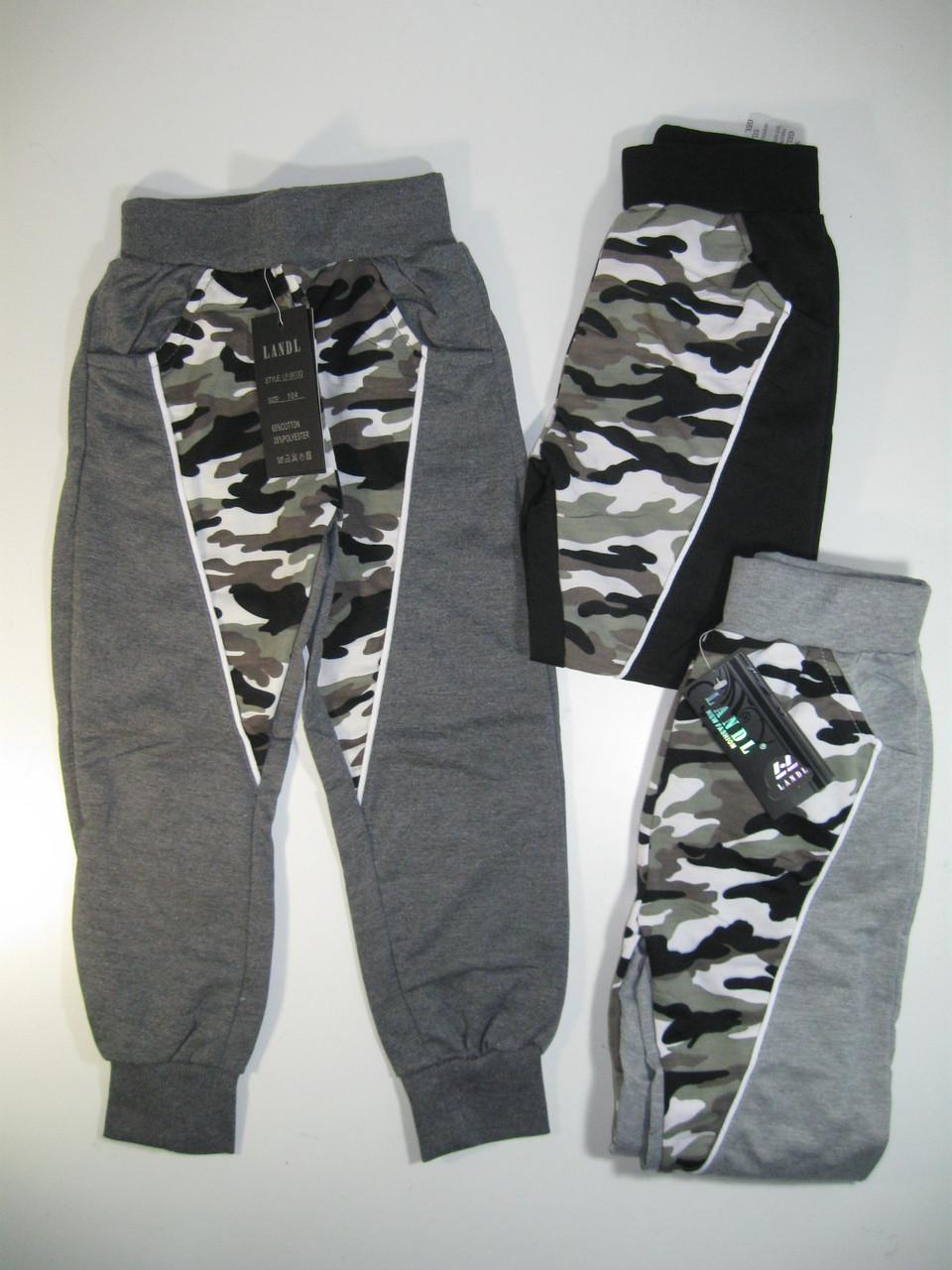 Спортивные брюки для мальчика, размеры 98, арт. 8612 D
