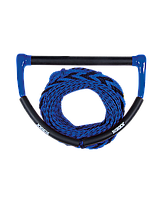 Рукоятка с веревкой для вейкборда Wake Combo Prime Blue
