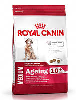 сухий корм для собак  ROYAL CANIN Medium ageing 10+ 15 кг