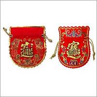 Амулеты-сувениры из мешочков