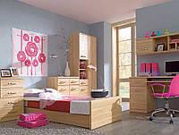 Спальня подростковая из модульной системы ИНДИ