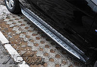 Пороги Mercedes ML W166 2011-