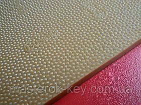 Полиуретан листовой набоечный BISSELL (Италия), art.30076T, размер 300*350*6.2мм, цв. бежевый