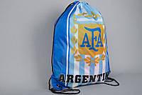 Сумка на шнурках сборная Аргентины