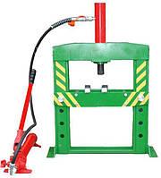 Пресс гидравлический переносной 10 тонн (с гидравликой)