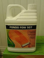 Грунт-лак для паркета  FONDO FOW 507, Фондо фов 507,5 л