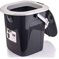 Ведро туалет 22 литра BranQ