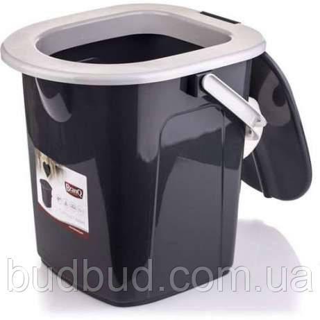 Ведро туалет 22 литра BranQ - BudBud в Киеве
