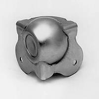 Угловая связка C1353z шаровая 52x52мм сталь 1,5мм оцинкованная. Совместим с профилем 0126,0100, 0153, 0170. Есть выемка для связки C1352z