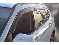 Ветровики для BMW X1 (E84) 2009-2012