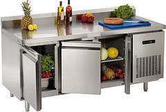 Холодильні та морозильні столи