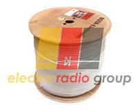 Кабель Dialan CCS RG660+2*0.50 с питанием , 75 Ом, (305м)