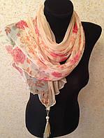 Красивый женский шарф 1886 (цв 12)