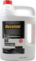 Концентрат антифриза Texaco Havoline XLC, канистра 5 литров
