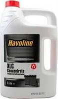 Антифриз концентрат TEXACO HAVOLINE XLC+В2, канистра 5 литров