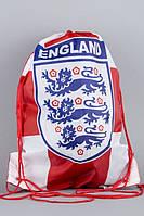 Сумка на шнурках сборной Англии Евро 2016, фото 1