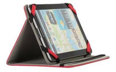 "Яркий чехол для планшета диагональю 7"" DTBG Universal D8728 (Red) D8728RD-7, фото 2"