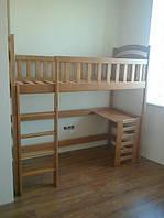 Кровать-чердак Демян