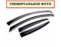 Ветровики на авто Subaru Forester IV 2012-