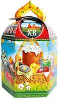 Коробочка Пасхальная корзинка (500 грамм)