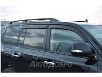 Ветровики на авто Toyota Land Cruiser 200 5d 2007-