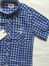 Рубашка с коротким рукавом (тенниска)