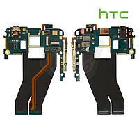 Шлейф для HTC Sensation XL X315e G21, камеры, кнопок звука, межплатный, кнопки вкл., коннектора наушников