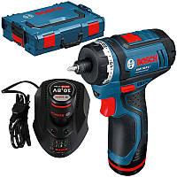 Аккумуляторный шуруповерт Bosch GSR 10,8-LI, 0601992909