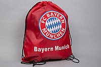 Сумка на шнурках (красная) ФК Бавария Мюнхен , фото 1