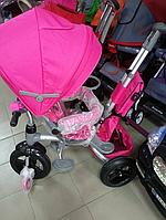 Трехколесный велосипед Azimut Crosser Modi AIR T 500 NEW 2016г (розовый)***