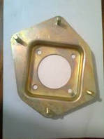 Кронштейн усилителя тормозного вакуумного Газель Бизнес (переходник под вакуум Bosch) (покупн. ГАЗ)