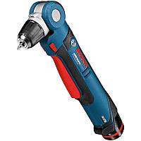 Аккумуляторная угловая дрель-шуруповерт Bosch GWB 10,8-LI, 0601390908