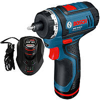 Аккумуляторный шуруповерт Bosch GSR 10,8-LI, 0601992906