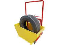Ванна для проверки герметичности грузовых колес автомобилей ВГУ-2