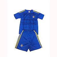 Детская футбольная форма Ukraine 15/16 CO-3900-UKR-16B