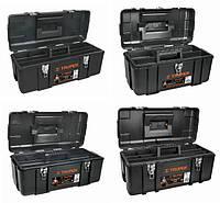 Ящики и сумки для хранения инструментов и деталей