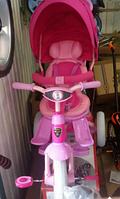Трехколесный велосипед Azimut Crosser Modi AIR T 500 NEW 2016г (малиновый)***