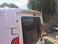 Спойлер (распашные двери) Renault Trafic 2001+