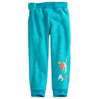 """""""Disney"""" Штанишки для девочки с рисунком принцессы Ариэль"""