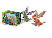 Животные 6653 динозавр, свет, звук, ходит, в коробке