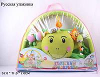 Коврик для малышей 898-112B погремушки,(85*85*54см) в сумке 51*77*7см